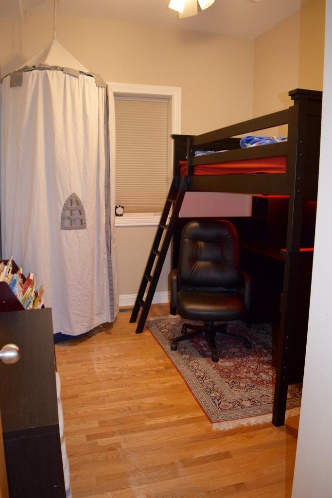 Ben's Room After