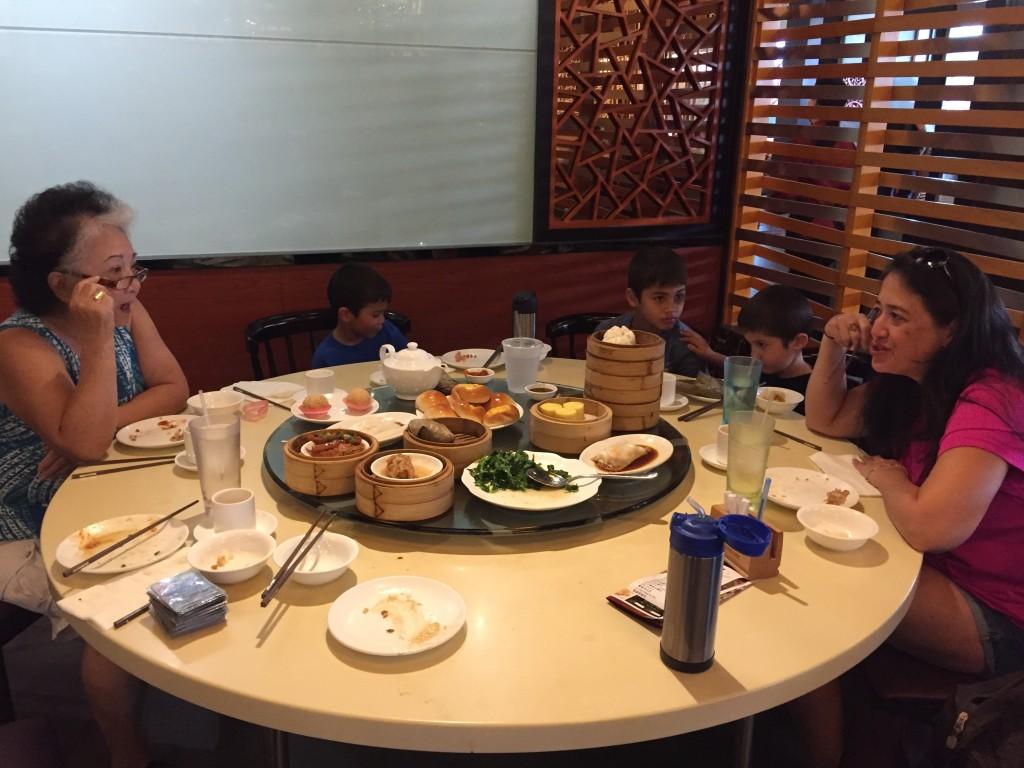 Dim Sum at Ming Hin