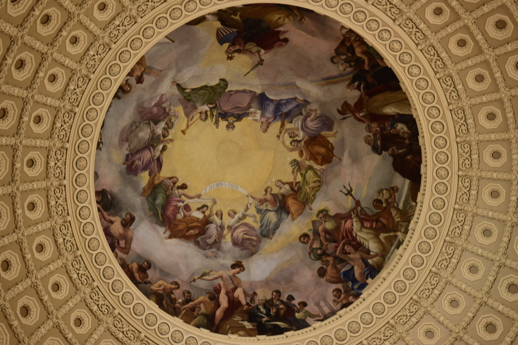 Roof of the Rotunda